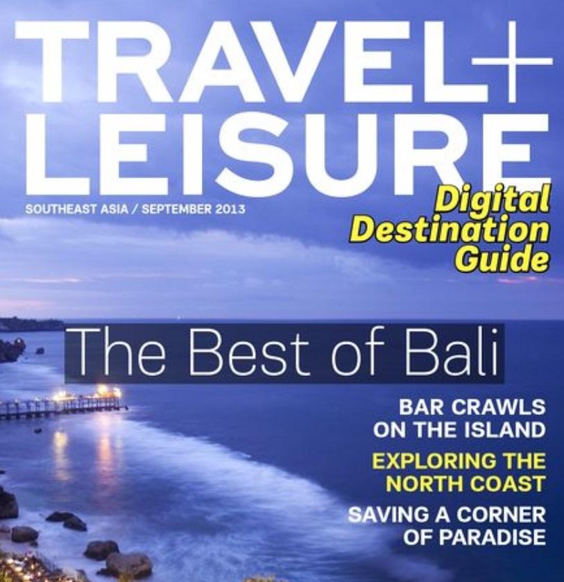 Bali Dinobatkan Sebagai Pulau Terbaik Di Asia