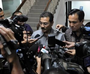 Mendagri didampingi Jubir Presiden