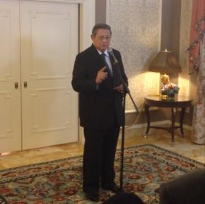 Presiden SBY: Berat Bagi Saya Tandatangani UU Pilkada