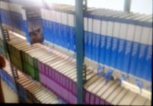 Inilah diantara ribuan buku kegiatan Presiden SBY yang akan diserahkan ke ANRI
