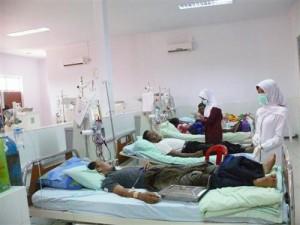 Fasilitas cuci darah di RSUD Dr Adjidarmo