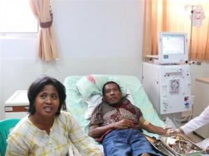 JKN menggratiskan pasien cuci darah