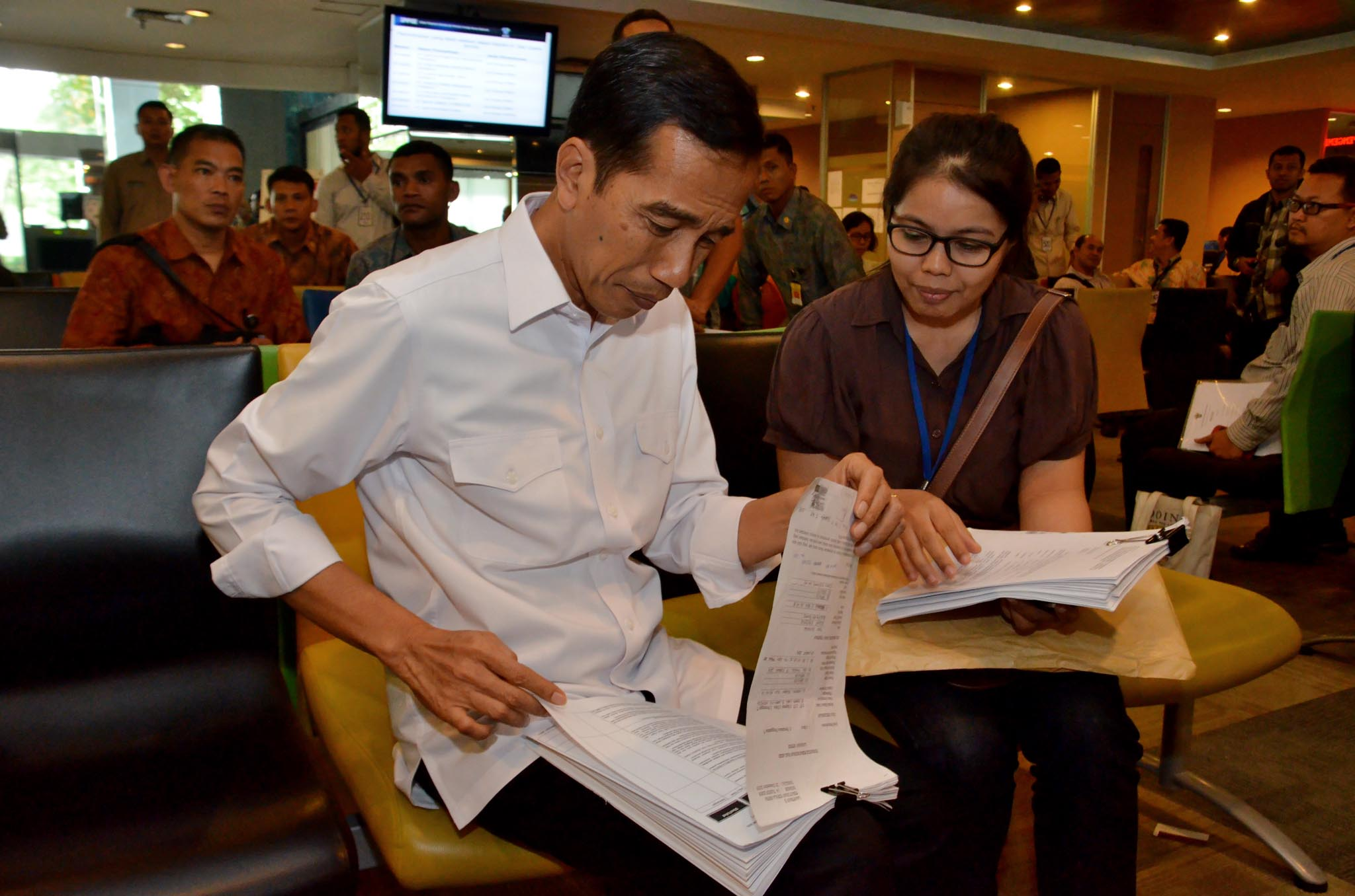 Jokowi Blusukan BKPM-3-s