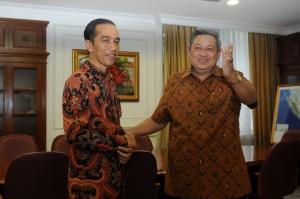 Jokowi-SBY