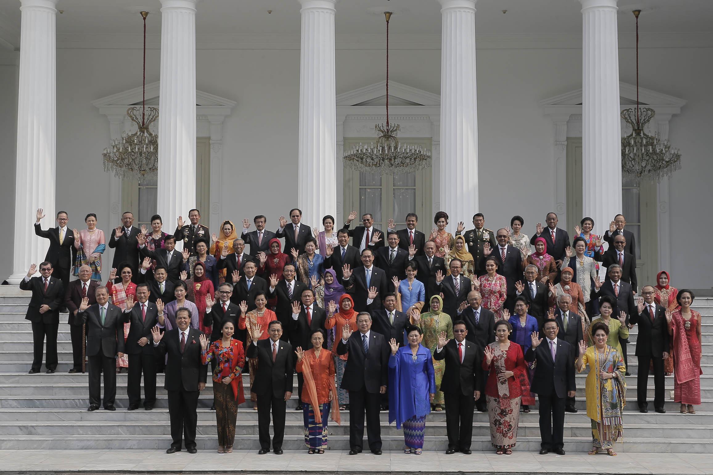 Kenegaraan ~ Perpisahan KIB II