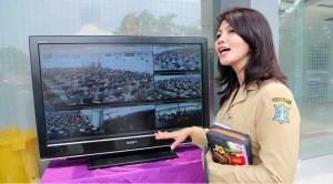Kepala BKD Surabaya Mia Santi Dewi