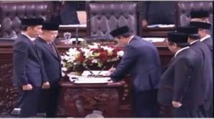 Sah-Presiden