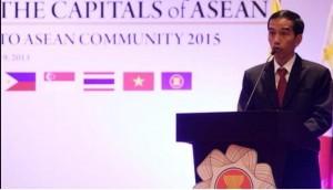 Jokowi ASEAN 2014
