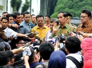 Pers Jokowi