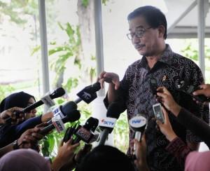 Menteri Agraria dan Tata Ruang Ferry Mursidan Baldan