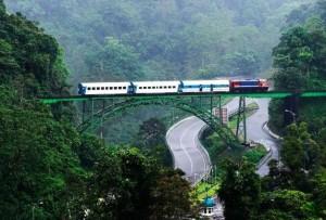 Jalur Kereta Api Lintas Sumatera