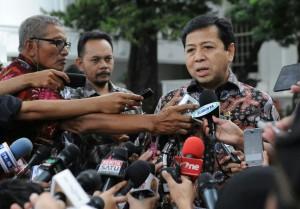 Ketua DPR-RI Setya Novanto