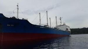 Kapal MV Haiva