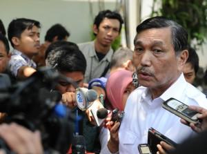 Kepala Staf Kepresidenan Luhut B. Pandjaitan