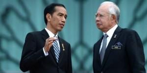 Najib-Jokowi