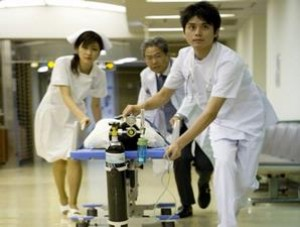 perawat di jepang