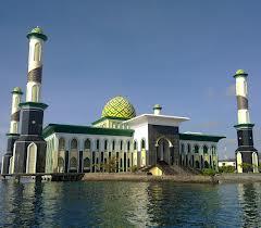 Mesjid Raya Al Munawarah Ternate