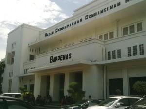 Gedung bappenas1