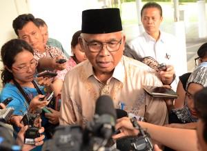 Ketua KPK Taufiqurahman Ruki