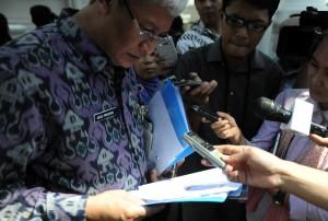 Kepala LKPP Agus Prabowo