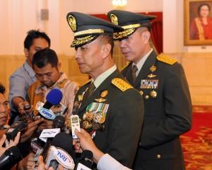 KSAD Letjen TNI Mulyono