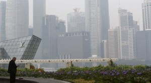 Asap Singapor