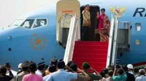 presiden pesawat