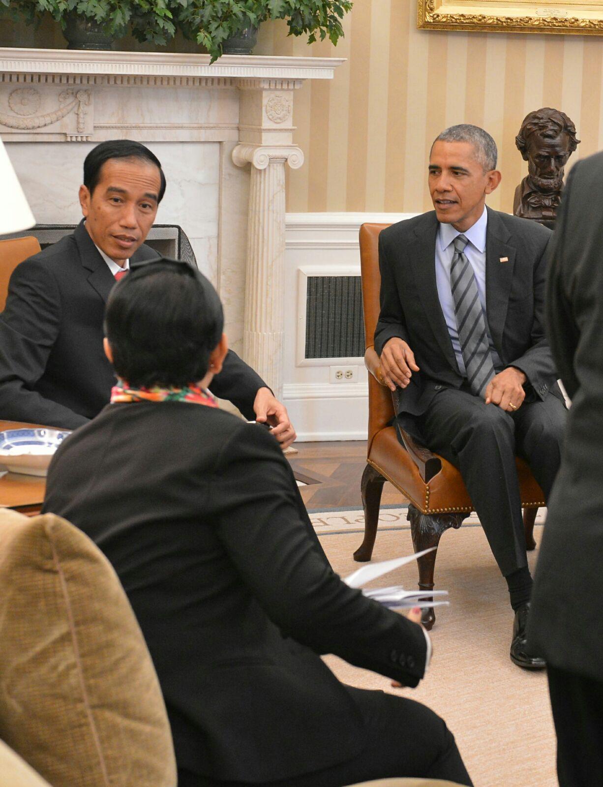 Jokowi Obama4