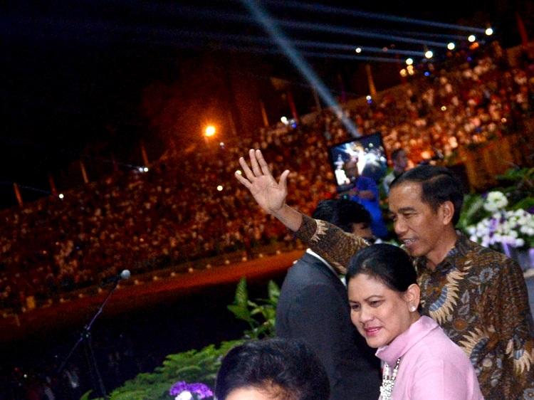 Jokowi Pesparawi