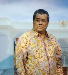 Dekan FE Universitas Indonesia Prof. Ari Kuncoro