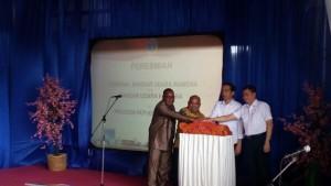 Presiden Jokowi meresmikan Terminal Baru Bandar Udara Wamena dan Bandar Udara Kaimana, Rabu (30/12) siang.
