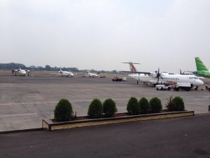Bandara Halim Pernakusuma, Jakarta