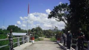 Batas Republik Indonesia dan Timor Leste