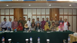 Sebagian peserta Raker Bakohumas, di Hotel Savoy Homan, Bandung, Selasa (8/3). (Foto: Edi N/Humas)