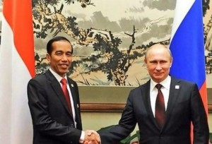 Jokowi-putin