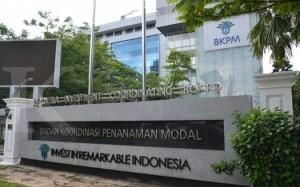 Kantor Badan Koordinasi Penanaman Modal Indonesia (BKPM). Pho. KONTAN/Achmad Fauzie/29/01/2015
