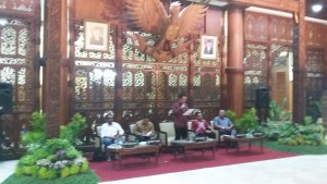 Kunjungan Kerja Komisi II DPR RI ke Provinsi Jawa Timur