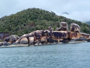 Selat Karimata di Kabupaten Kayong Utara, Kalimantan Barat