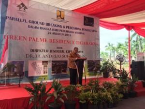 harga rp 133 juta unit pemerintah bangun perumahan green