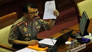Comr. Gen. Budi Gunawan