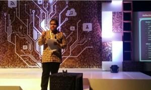 Deputi II KSP bidang Sosial, Ekologi dan Budaya Strategis, Yanuar Nugroho.