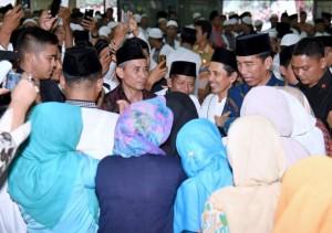 Kampus Al-Khairiyah, Cilegon, Provinsi Banten, Sabtu (22/10) sore.
