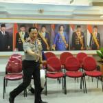 Kapolda Jenderal Tito Karnavian dan Panglima TNI Jenderal Gatot Nurmantyo di Kantor Presiden, Senin (24/10), di Kantor Presiden, Jakarta. (Foto: Humas/Jay)