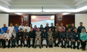 Peserta Forum Komunikasi Bakohumas di Wantannas, Jakarta, Rabu (26/10) pagi. (Foto: Humas/Shally)
