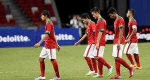 The Indonesian Football Team (Photo by: Istimewa)