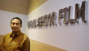 Ahmad Yani Basuki, Ketua Lembaga Sensor Film