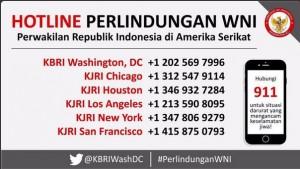 Hotline WNI