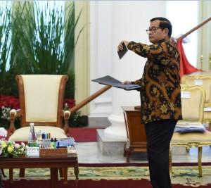Seskab Pramono Anung (Foto: JAY/Humas)
