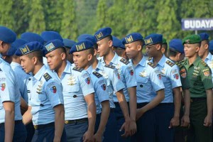 Prajurit TNI AU