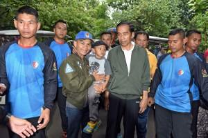 Presiden Jokowi (Foto: Setpres/Agus Suparto)